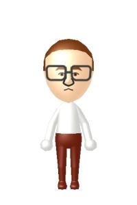 My Nintendo Mii